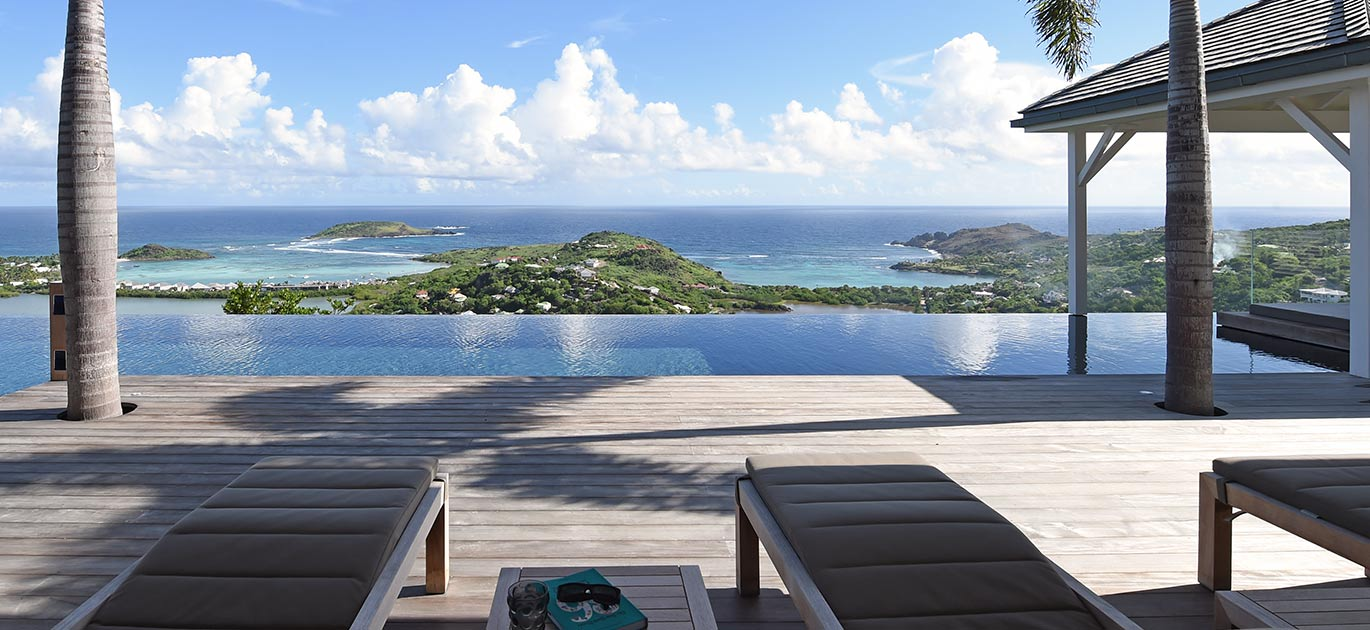 Saint-Barthélemy - Saint-Barth - Villa, 8 rooms, 5 bedrooms - Slideshow Picture 1