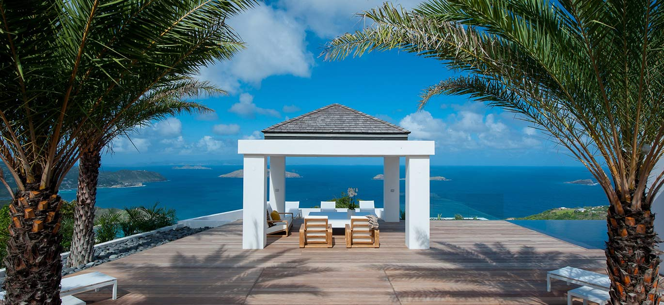 Saint-Barthélemy - Saint-Barth - Villa, 7 rooms, 5 bedrooms - Slideshow Picture 4
