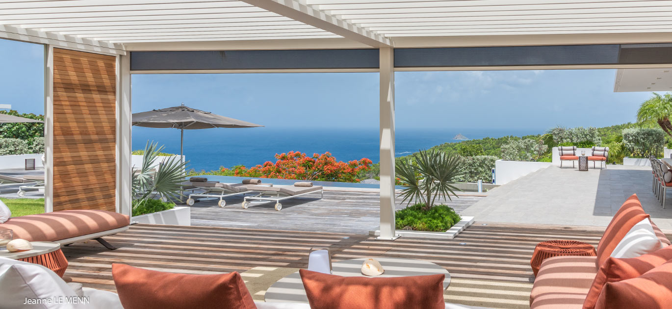 Saint-Barthélemy - Saint-Barth - Villa, 7 rooms, 5 bedrooms - Slideshow Picture 2