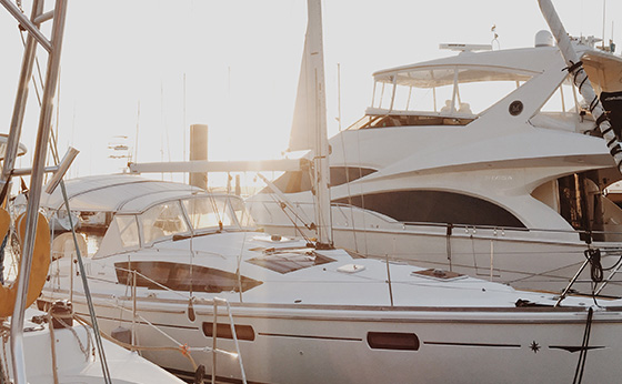 All our services for your yachting needs