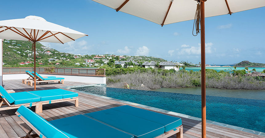 Placement financier, prendre le large à Saint-Barth